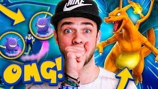 Pokemon GO - EVOLVING CHARIZARD, x2 RARE SPAWNS + MORE!