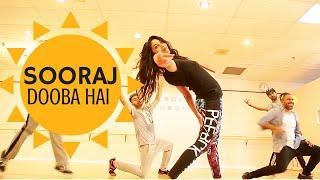 Sooraj Dooba Hai Choreography - Shereen Ladha Master Class Series - Bollywood Dance