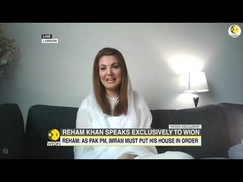 Xxx Mp4 Imran Khan 39 S Ex Wife Reham Khan Speaks Exclusively To WION 3gp Sex