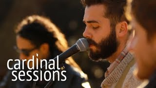 Lord Huron - Time To Run - CARDINAL SESSIONS