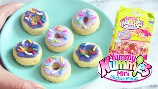 How to Make the Yummy Nummies Donut Kit!