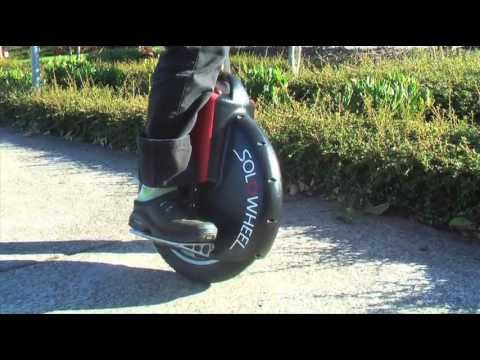 Solowheel Instructions 2013