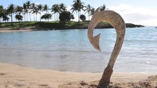 The Making of Maui's Magical Fish Hook
