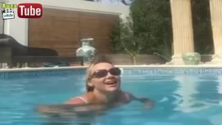 Manel Amara فى منال عمارة  piscine  malla fthaya7