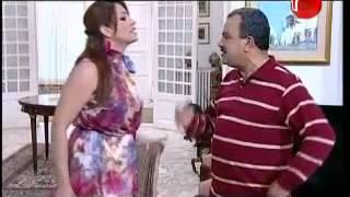 كواليس سيتكوم دار الوزير على قناة نسمة 2012/07/31