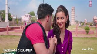 Varun dhaven and Alia Butt new song 2017