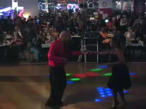Steppin & Ballrooming N Detroit  Kitrel Williams