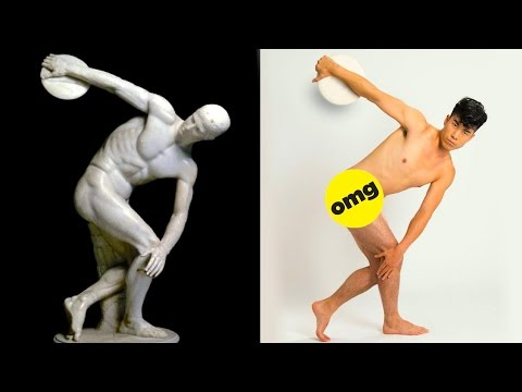 Xxx Mp4 The Try Guys Try The Ancient Olympics 3gp Sex