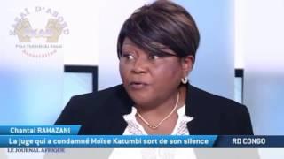 La juge Ramazani qui avait condamné Moïse Katumbi parle et révèle la mort de la justice congolaise