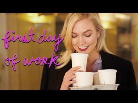 Xxx Mp4 First Day At My New Job Karlie Kloss 3gp Sex