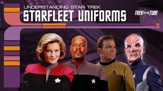 STAR TREK - Starfleet Uniforms