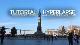 Tutorial Cara Buat Video Hyperlapse Dari Photoshoot Sampai Editing