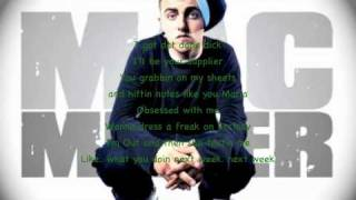 Mac Miller the spins w/ lyrics