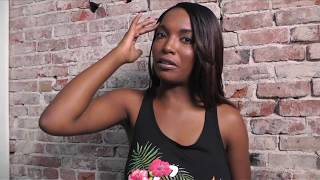 The return of ebony porn star Daya Knight: Does size matter?