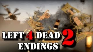 Left 4 Dead 2 Endings