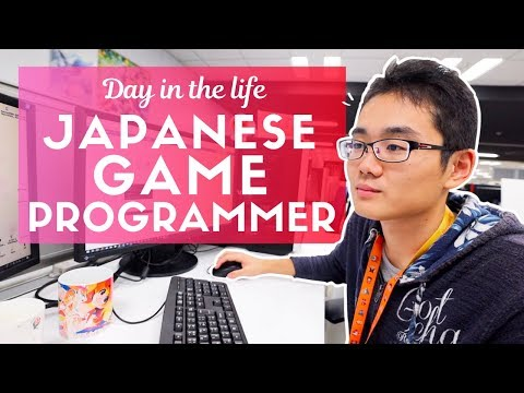 Day in the Life of a Japanese Game Programmer