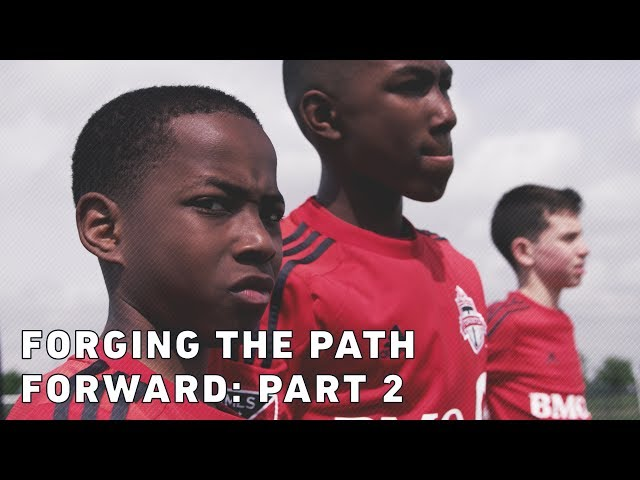 The road for youth players to become professionals