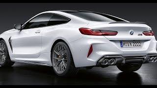 M Performance BMW M8 Competition BRUTAL! [4k]