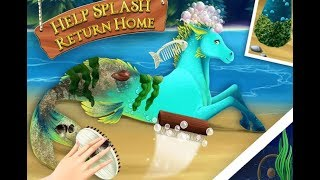 Fun Animals Care & Play Kids Learn Colors Games - Makeover Girls Game Princess Gloria Horse Club