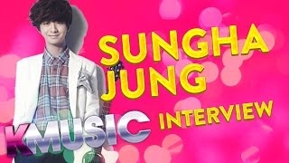 First Australian interview with Sungha Jung in English - Officially Kmusic