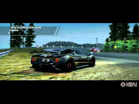 Need for Speed Hot Pursuit Gameplay Full Race