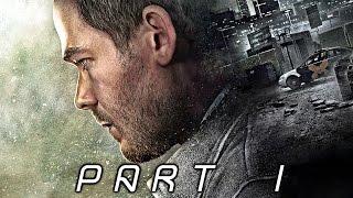 Quantum Break Walkthrough Gameplay Part 1 - Time (XBOX ONE)
