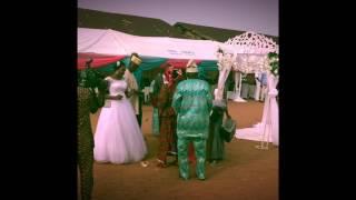 Benard o @ Itohan's wedding