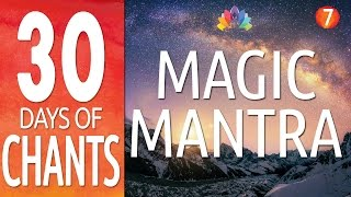 Day 7 - MAGIC MANTRA - Reverse Negative to Positive - Ek Ong Kar Sat Gur Prasad
