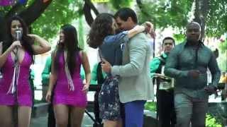 Amor De Barrio Cumbia Benavides Video Oficial