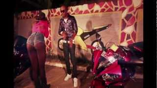 Charly Black and J Capri - Whine and Kotch HD VIDEO (Lyrics)