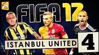 #4 PORTO DEPLASMANINDA HEDEF 4'TE 4! 🏆 FIFA 17 DEVLER LİGİ