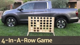 267- 4-In-A-Row Game