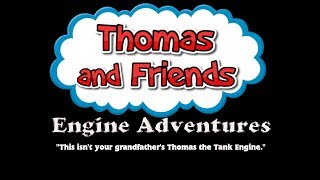 """""""Thomas and Friends: Engine Adventures"""" Official Trailer"""