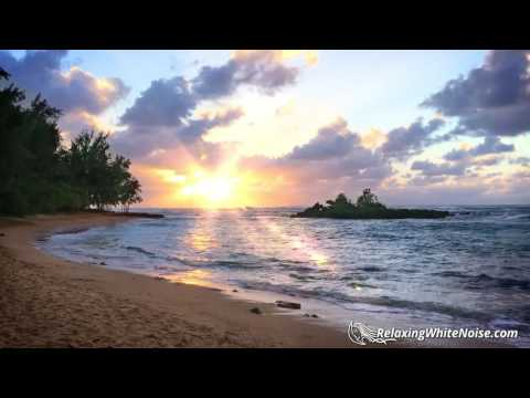 Xxx Mp4 Ocean Sounds For Sleeping Studying Calming Baby Or Relaxing Hawaii Nature White Noise 10 Hours 3gp Sex
