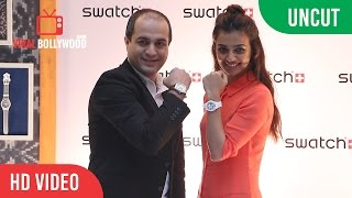 UNCUT - Swatch new Collection Launch   Radhika Apte