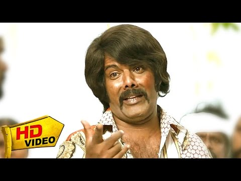 Mundasupatti | Tamil Movie | Scenes | Clips | Comedy | Songs | Villagers search for the idol