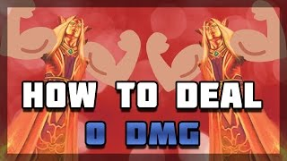 Hearthstone - How to deal 0 DMG