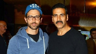 Akshay Kumar & Hrithik Roshan To Do A FIRST FILM Together