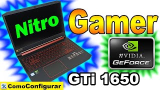 Portatil Gamer Barato para el 2021 en Colombia - Acer Nitro 5 NVIDIA GeForce GTX 1650 i5-9300H