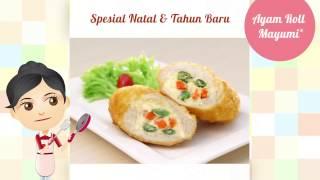 Dapur Umami - Ayam Roll Mayumi
