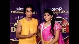 roop suhana lagta hai dance performance closeup bhatar ki shan let's dance himanshu and priyanki