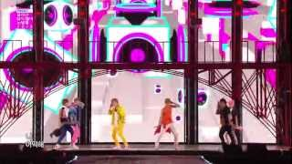 [1080p HD] 130407 KMW in Bangkok Teen Top - Miss Right