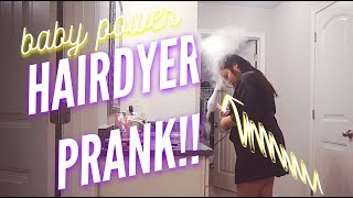 I DID THE PRANK OF MY DREAMS ON MY WIFE!!!!