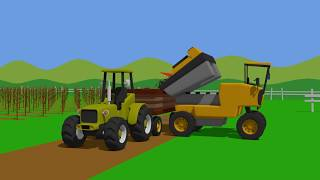 Big Construction #Machines_ Snow Removal Machine | Super Maszyny Konstrukcja i Zastosowanie :)