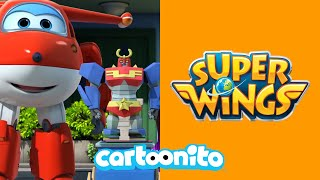 Super Wings | Paper Rangers | Cartoonito