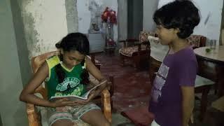 a drama  little kid ...Assamese jokes.@ab.com