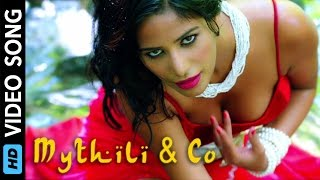 Romantic Song Of Poonam Pandey's Mythili & Co Movie || Edhedho Nenjil Asai Song