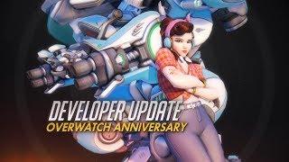 Developer Update   Happy First Anniversary!   Overwatch