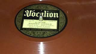 Barney Google- Jones & Hare:1923 Vocalion