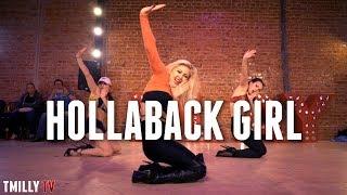 Gwen Stefani - Hollaback Girl - Choreography by Marissa Heart   #TMillyTV